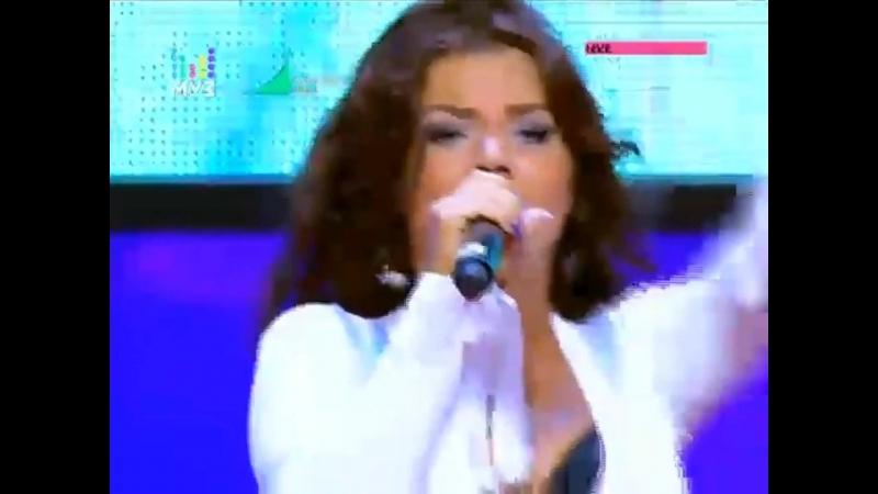 Бьянка Sexy Frau Ногами руками Кеды Музыка Партийная зона МУЗ ТВ 23 08 2015