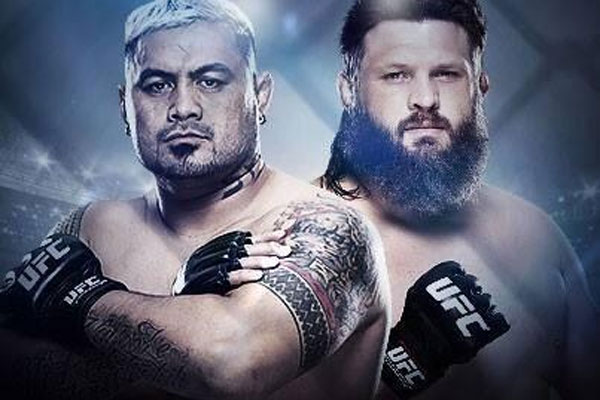 UFC Fight Night Japan – Hunt vs. Nelson