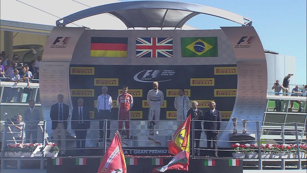 Льюис Хэмилтон одержал победу вквалификации Гран-при Италии