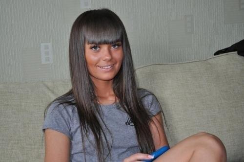 холодный цвет волос фото: