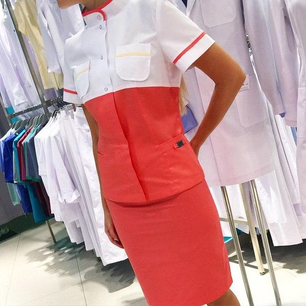 Модные медицинские костюмы интернет магазин
