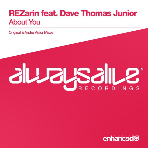 REZarin, Dave Thomas Junior - About You (Andre Visior Remix)