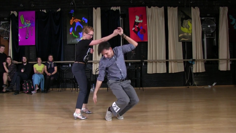 Stanislav Maximenko Daria Chupyrkina Lindy Hop JJ Finals