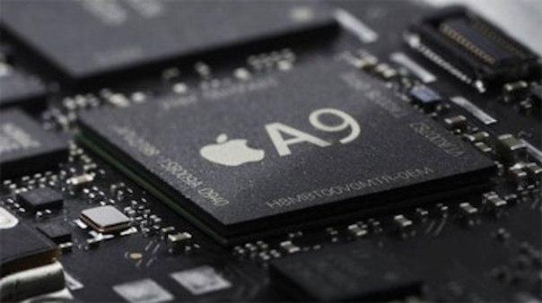 Samsung будет выпускать процессоры A9 для следующего iPhone