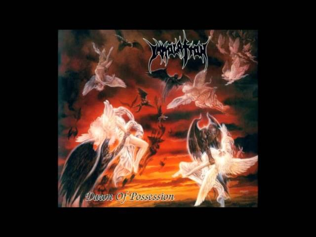 Immolation - Dawn of Possession (Full Album)