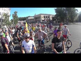 Критична маса Київ   Critical Mass Kyiv  18.07.2015