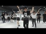 Uptown Funk - Mark Ronson (feat. Bruno Mars) Junho Lee Choreography