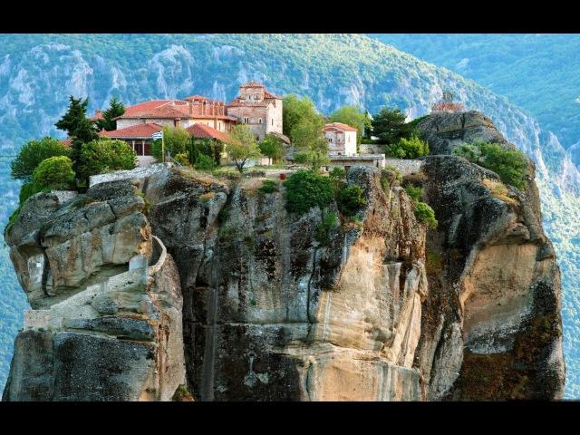 Метеоры Греция | Православные монастыри (greece)