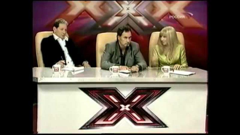 Алексей Воробьёв кастинг на телешоу Секрет Успеха 2005