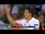 Гол: Коноплянка Евгений (11 августа 2015 г, Суперкубок УЕФА)