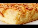 Яблочный пирог Простой рецепт на кефире