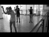 Ferdinando Arenellas Modern dance class