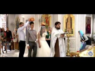 Венчание Виктории и Алексея