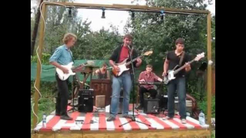 Bon Jovi Its my life сельский кавер Bon Jovi Its my life cover village