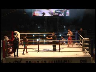 Marat Gafurov vs. Joakhim Apie