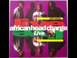 LIVE african head charge - language and mentality