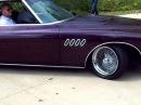 Unbelievable 1972 Boattail Custom!
