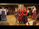 Как устроить вечерку с русскими народными танцами