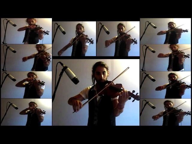 Naruto Shippuden - Despair (Violin Cover)