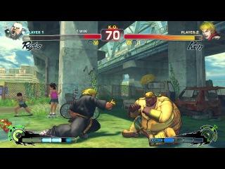 OPSS 7 (14.03.15) USF4 Loosers Anju (Rufus) vs Ken SF4 Ekb (Ken)