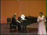 Elly Ameling Live sings Hahn's La valse derni
