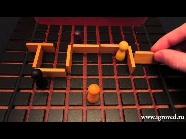 Коридор. Обзор настольной игры от Игроведа