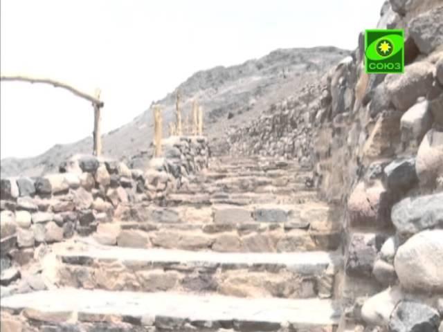 Пещера праведного Лота в Иордании
