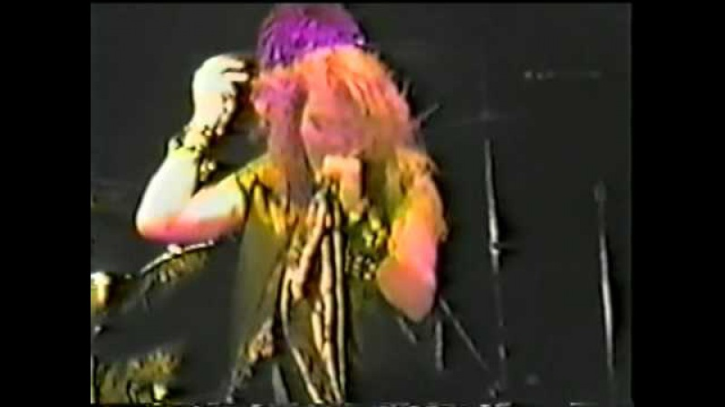 Guns N' Roses 1986/01/18 - The Roxy, Hollywood, California [Angel]