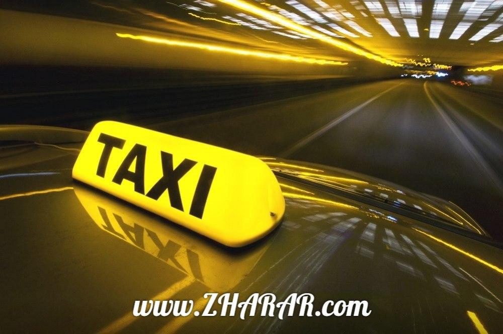 Қазақша Анекдот: Таксист