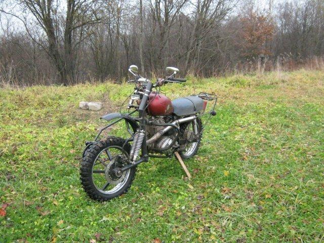 мотоцикл иж полный привод