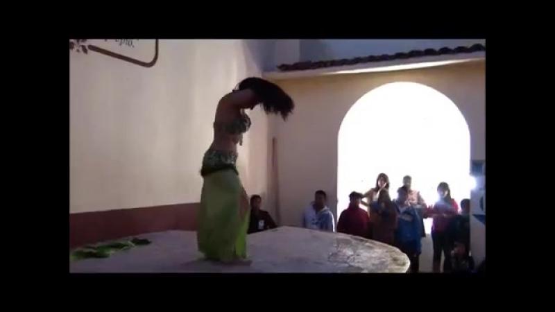 Sandra Harir Danza Árabe