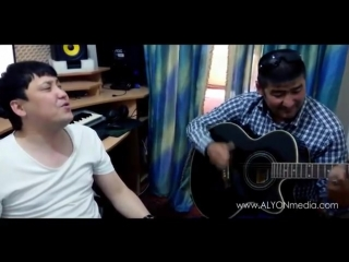 Dj Miran Murat Gitarist Studiada alyonmedia