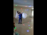Наш первый свадебный танец. Постановка Диляры Шукржановой