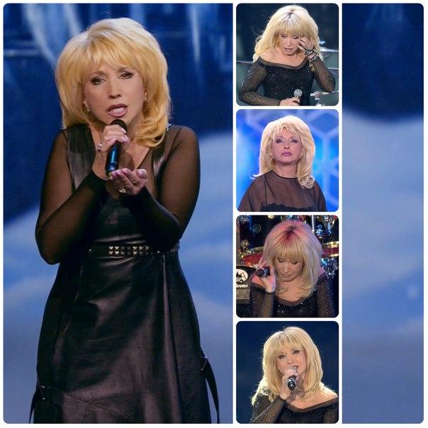 Ирина Аллегрова в Санкт-Петербурге Перезагрузка