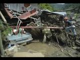 В Колумбии сильные дожди спровоцировали смертельный оползень.