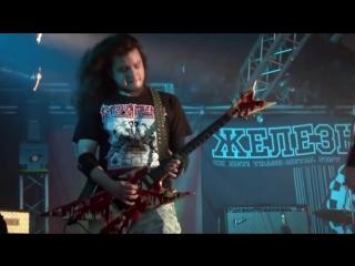Коррозия металла - Ритуал сожжения ЧУРОК (live 06.04.2012)