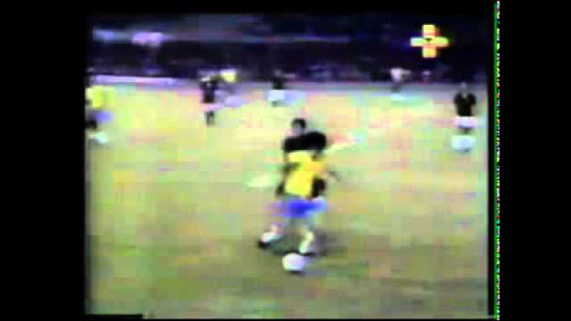Copa América 1975 - Brasil 6x0 Venezuela