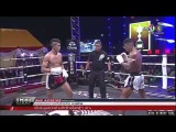 Muaythai Fight - Chanajon VS Dambo G Thomas (71kg) 21 December 2014