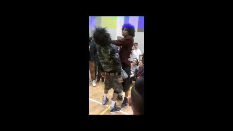 Les Twins ★ INSANE FREESTYLE FROM TWINS