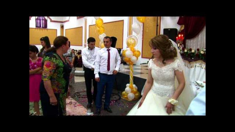 свадьба в Дагестане Руслан и Асли 23 06 2014 г 2 часть