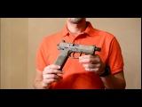 Обзор страйкбольного пистолета Cybergun FNX-45 Tactical