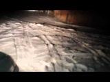 Опасный уличный дрифт.Fiat Doblo #intro 2