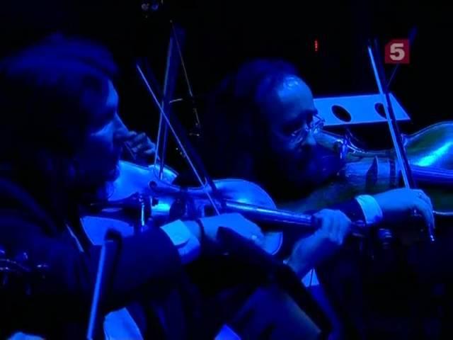 Концерт посвящённый 50 летию В Бутусова