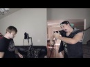 Motionless In White Reincarnate Dual Vocal Cover Jared Dines and Austin Dickey