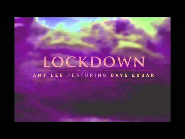 Amy Lee - Lockdown (Audio) ft. Dave Eggar