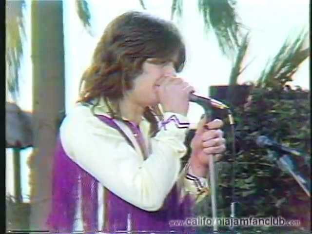 Black Sabbath Paranoid 1974 California Jam