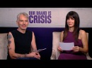 Our Brand Is Crisis - Fan Questions with Sandra Bullock and Billy Bob Thornton [HD]