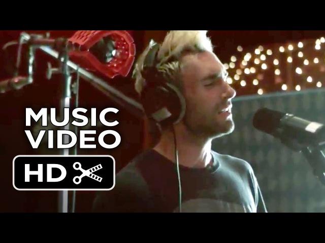 Begin Again - Adam Levine Music Video (2014) - Lost Stars Acoustic Version (2014) HD