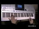 Pakito Living on video игра на синтезаторе