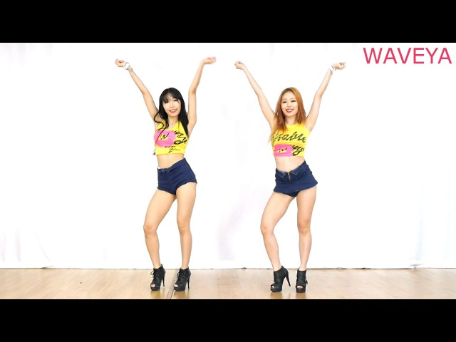 WAVEYA - Girl's Day (걸스데이) - Ring My Bell cover dance